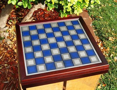 Vintage Franklin Mint Civil War Chess Board, Checkers, Board Only