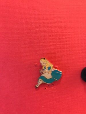 Disney Alice In Wonderland Japan Mini Set Alice Sitting w/ Tea Cup Only Pin