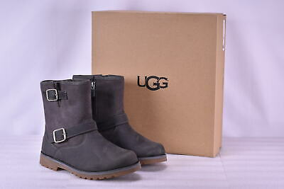 Youth  UGG  1017181K/CHRC Harwell Boots Charcoal
