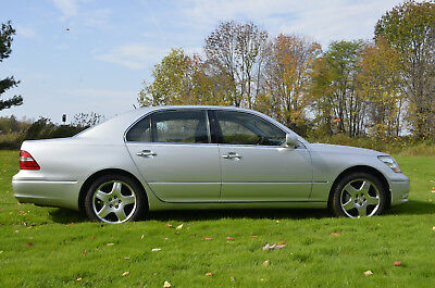 2005 Lexus LS Base 4dr Sedan Low miles, 1 owner Lexus that has never seen snow.  Beautiful inside and out!