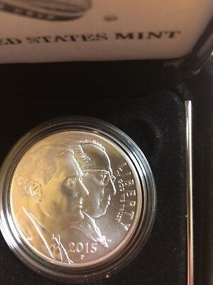 2015 US Mint March of Dimes Special Silver Dollar - UNC