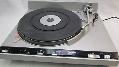 Vintage Technics SL-3350 Direct Drive Automatic FOR PARTS or PROJECT - CLEAN