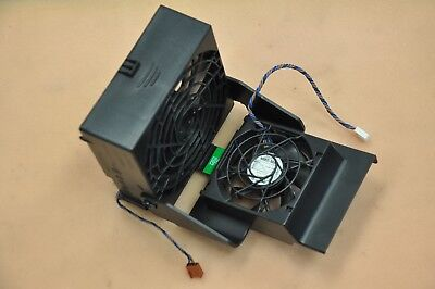 HP XW8400 WorkStation Rear chassis system and memory fan assembly 417813-001