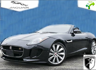 2015 Jaguar F-Type V6 S Convertible Supercharged RWD 2015 Jaguar F-Type V6 S Convertible Supercharged RWD warranty for 6yrs/100000 mi