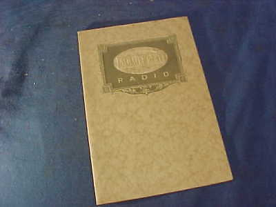 1925 ATWATER KENT RADIOS Advertising CATALOG