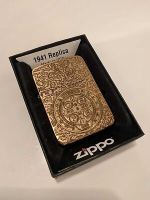 Constantine Carved Lighter Movie Prop Replica Real Zippo