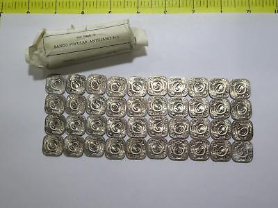 40- Netherlands Antilles 5 Cents 1970 Original Roll World Coin Collection Lot