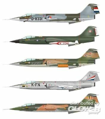 Eduard Plastic Kits 1196 NATO fighter Limited Edition in 1:48
