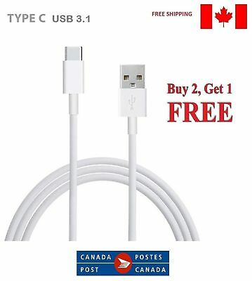 USB-C USB 3.1 Type C Male to USB 3.0 Type A Male Sync Charge Data Cable 1m 5ft