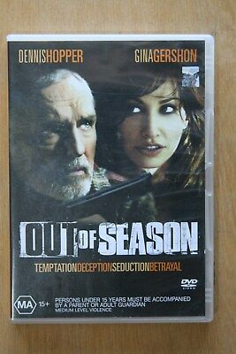 Out of Season (DVD, 2005)   Preowned (D187)