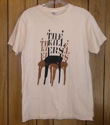 The Killers Concert Tour T Shirt 2006 Cinder Block