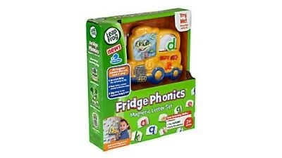 New Leap Frog Fridge Phonics Magnetic Letter Set 19267