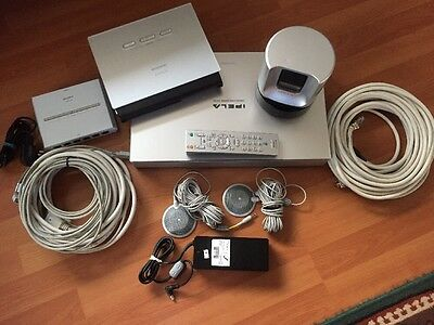Sony Ipela Video Conferencing System - eBay Global Shipping Now Available