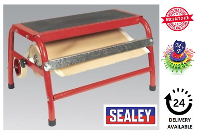Sealey MK64 Masking Paper Dispenser 1 X 450mm Step-Up, MASKING MACHINE 18""