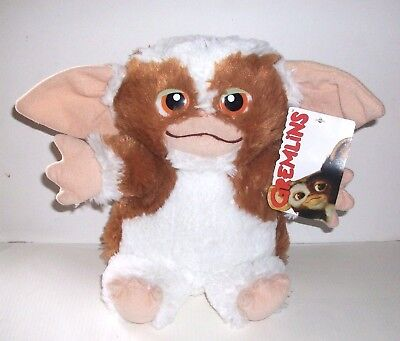 "Gizmo 10"" Tall Soft Plush Mogwai Toy ~ Gremlins Movie ~ With Tag"