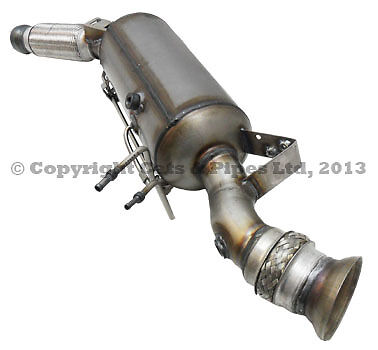 Mercedes Sprinter Diesel  Particulate Filter New 131