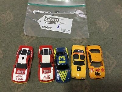 Aurora / Tomy AFX slot car bodies