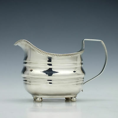 Silver Cream Jug London 1812
