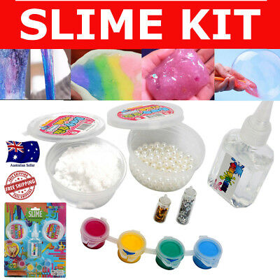 Weird Slime Laboratory Kit Science Chemistry Lab Making Educational Toy Kids