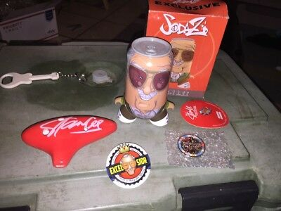 STAN LEE  Collectibles Lot
