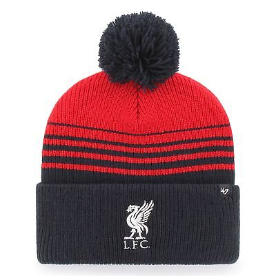 Liverpool FC LFC Mens '47 High Neck Bar Cuff Hat Official