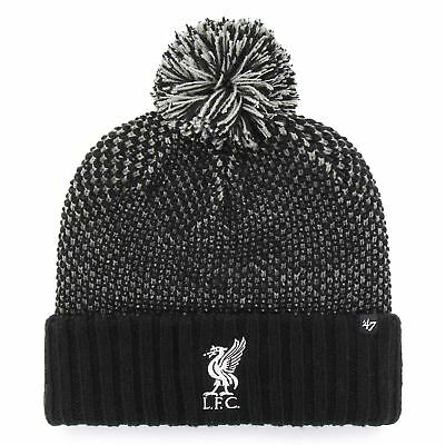 Liverpool FC LFC '47 Mens Calypso Cuff Knit Official