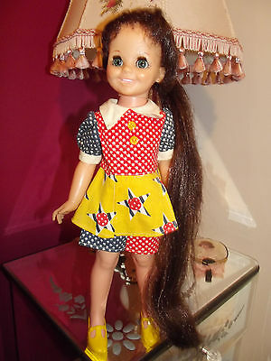 Lovely Mia Doll from the Crissy Family