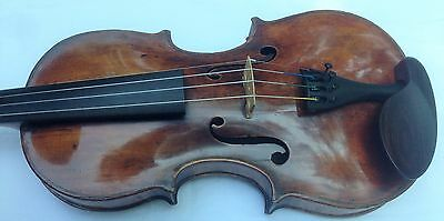 Old Italian violin played by famous soloists