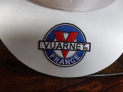 Vintage  Vuarnet Visor  Vuarnet hat   excellent condition