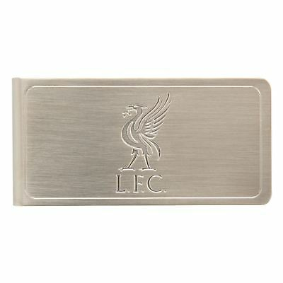 Liverpool FC LFC Silver Money Clip Official