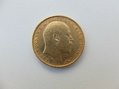 Großbritannien Edward VII. 1901-1910 - 1 Sovereign GOLD 1903
