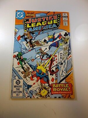 Justice League of America #204 VF+ condition Huge auction going on now!