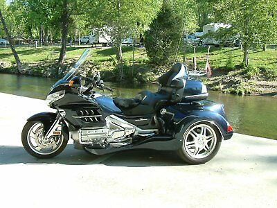 2009 Honda Gold Wing  '09 Honda Goldwing Trike