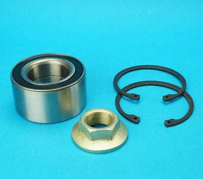 Wheel Bearing 311396 with Circlip & Nut for ALKO & Knott - Caravan Trailer #K119