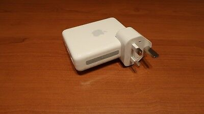 Apple Airport Express 54 Mbps 10/100 Wireless N Router (A1264)