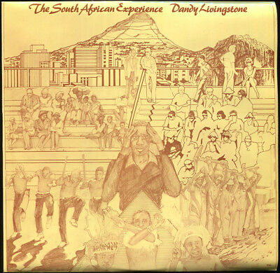 Dandy Livingstone - The South African Experience UK Night Owl LP Listen!