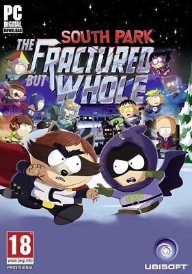 SOUTH PARK: THE FRACTURED BUT WHOLE (UPLAY) + Warranty