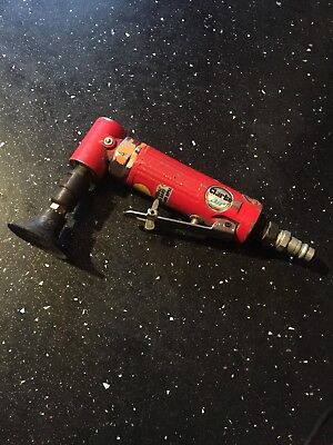 "Air Powered 1/4""  90 degree Angle Die Grinder Tool  (Clarke)"