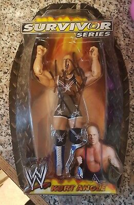wwe tna signed kurt angle figure