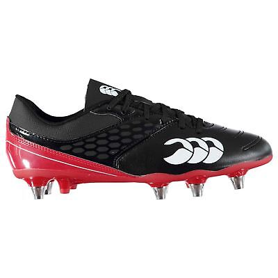 Canterbury Phoenix Raze Rugby Boots Mens Gents Laces Fastened Lightweight
