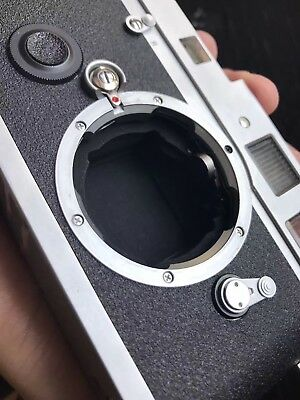 Leica MP 0.72 35mm Rangefinder Film Camera Body Only DONT MISS IT