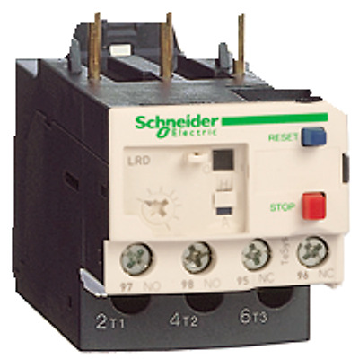 Schneider Electric Offer TeSys(LRD08) thermal overload relays-2.5....4A class10A