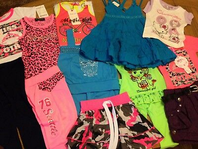 Girls Clothing Bundle Age 2-3 Years Total 15 Brand New Items, CHECK OUT PICTURES