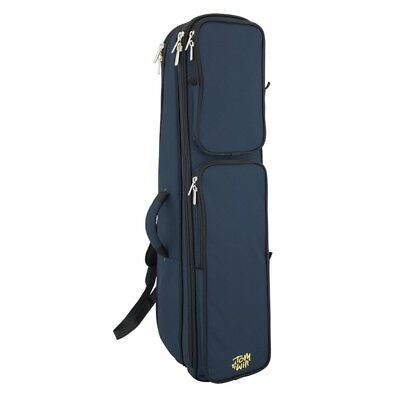 Tom and Will 26TB Padded Tenor Trombone Bag - Blue