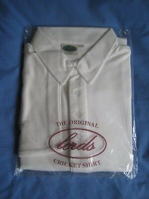 Original Lords Cricket Shirt Size Large