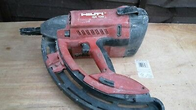 hilti nail gun GX100 spares  or repair