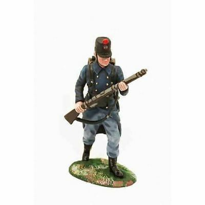Empire Miniatures 1:32 W1-1403 WW1 Belgian 10th Line Inf Advancing Port Arms