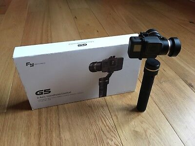 Feiyu G5 3-Axis Splash-Proof Handheld Gimbal for GoPro & Action Camera - FY-G5