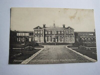 Military Hospital Cosham Portsmouth Hampshire Admin. Block