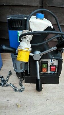 bds magnetic core drill mab100